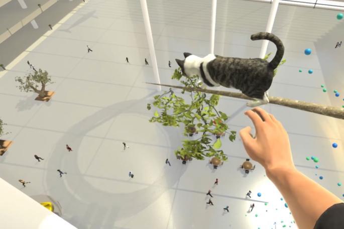 Η τεχνολογία εικονικής πραγματικότητας ίσως είναι το... φάρμακο για την υψοφοβία