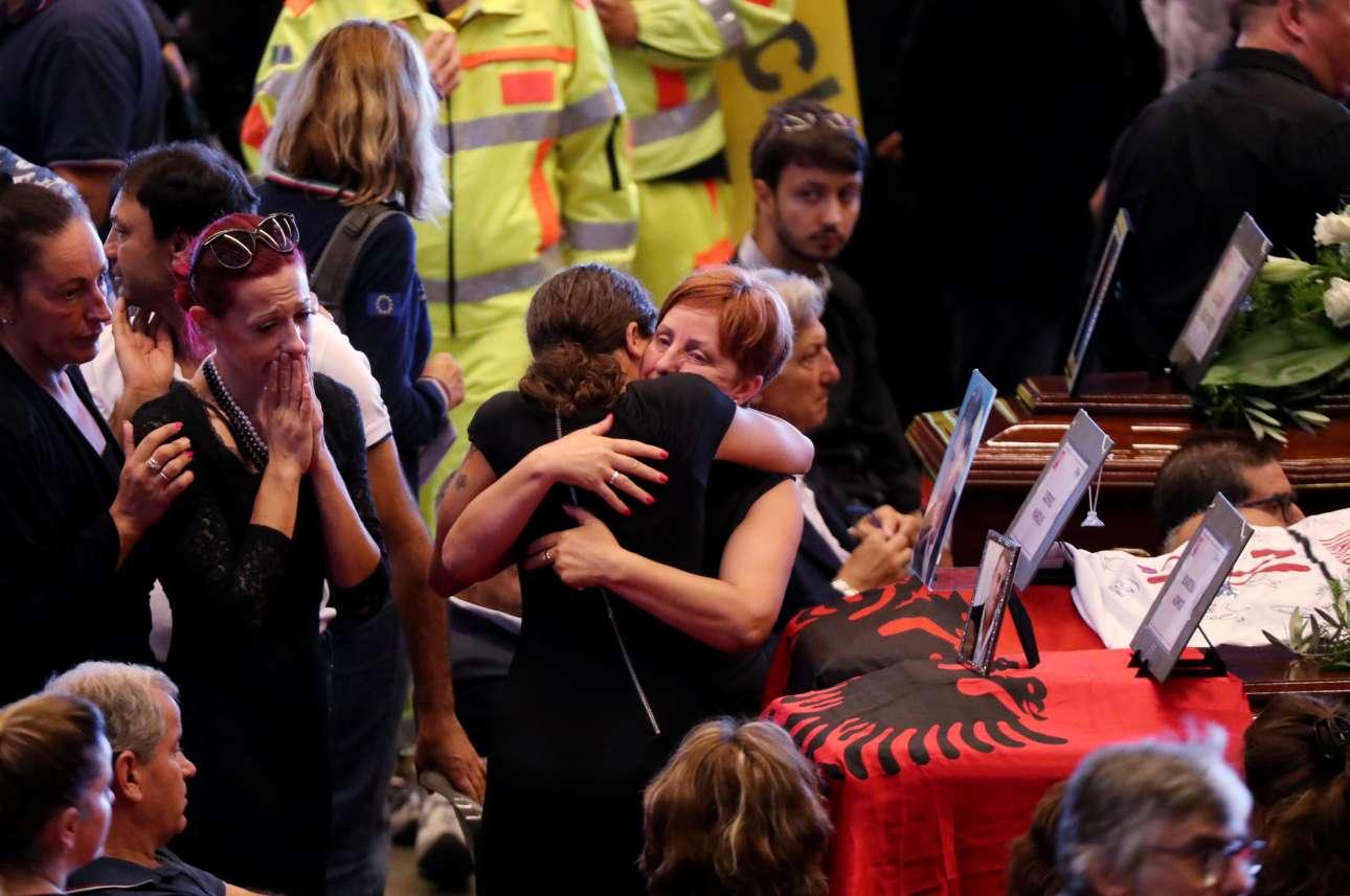 Πόνος και αναπάντητα ερωτήματα για την τραγωδία