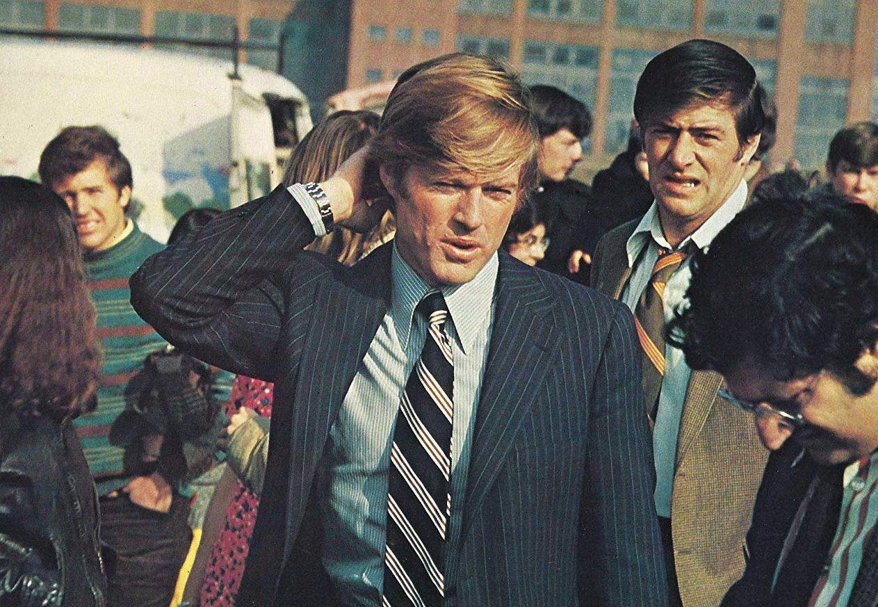 Στο πολιτικό δράμα «Ο υποψήφιος» (The Candidate, 1972), όπου υποδύεται έναν ιδεαλιστή πολιτικό που αλλοτριώνεται σιγά - σιγά προκειμένου να εκλεγεί
