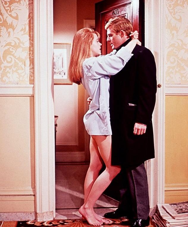 Πιο όμορφοι... πεθαίνεις. Με την Τζέιν Φόντα στο «Ξυπόλητοι στο Πάρκο» (Barefoot in the Park, 1967) του Τζιν Σακς