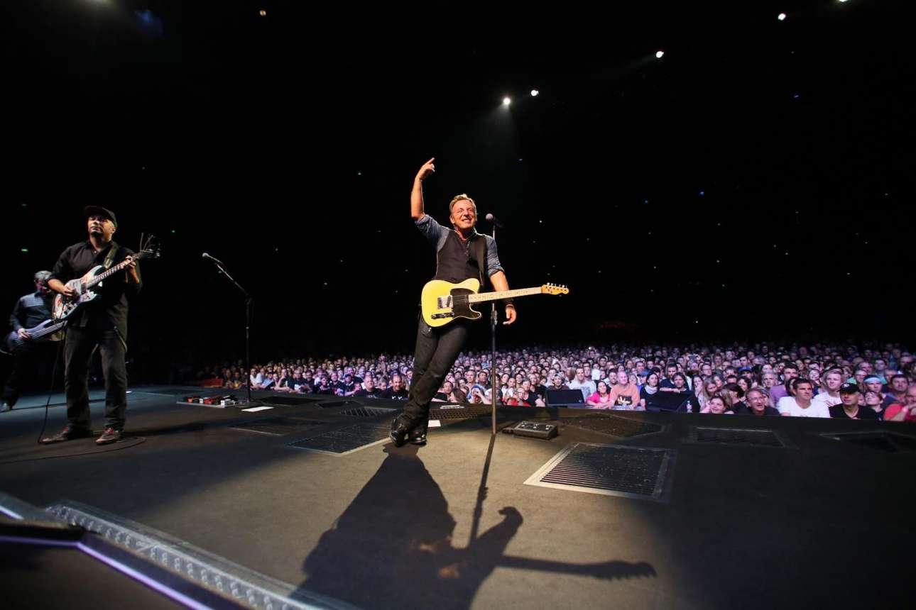 Σε συναυλία στο Σίδνεϊ