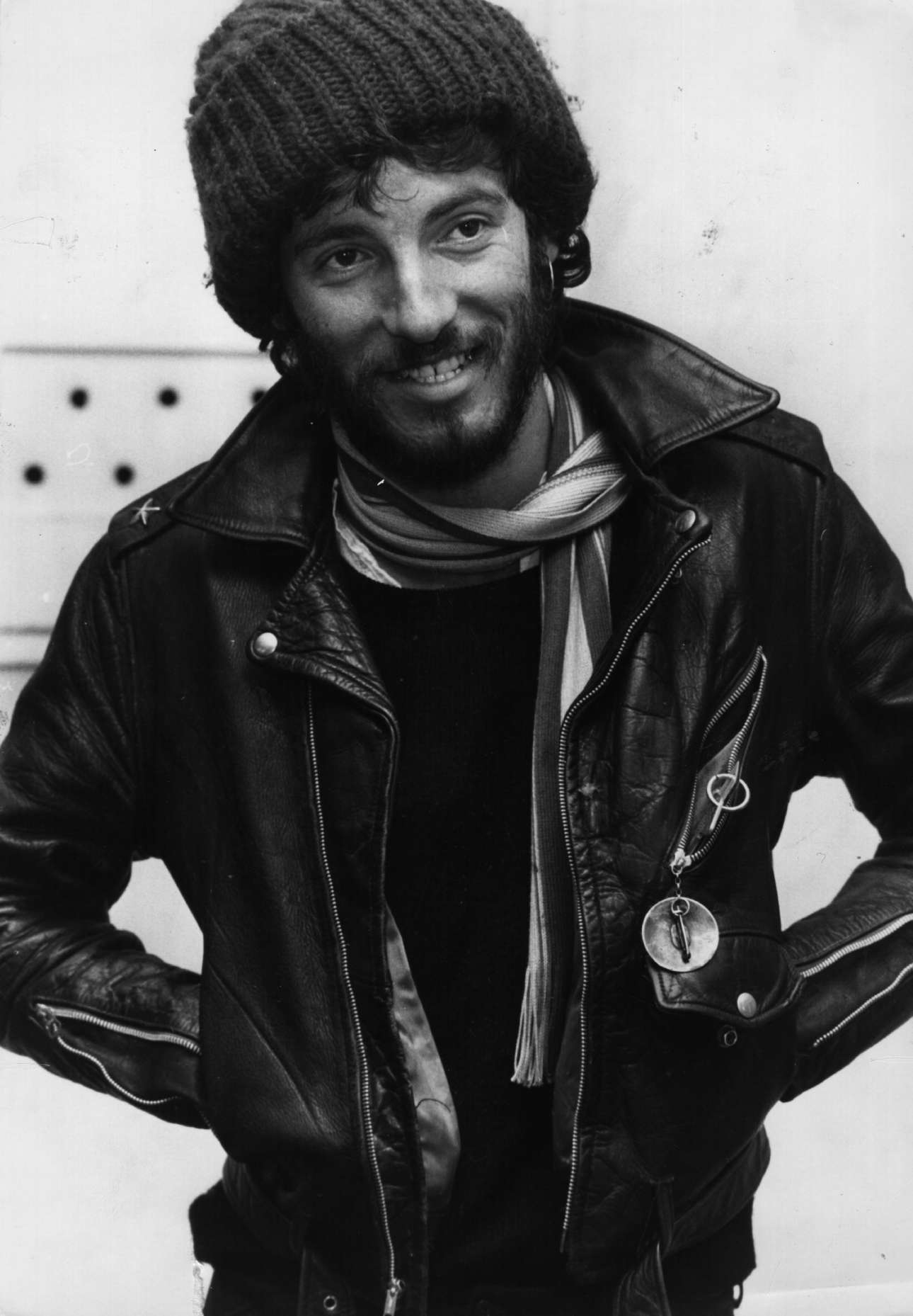 Μέσα δεκαετίας του 1970. Την εποχή του εμβληματικού άλμπουμ «Born to Run»