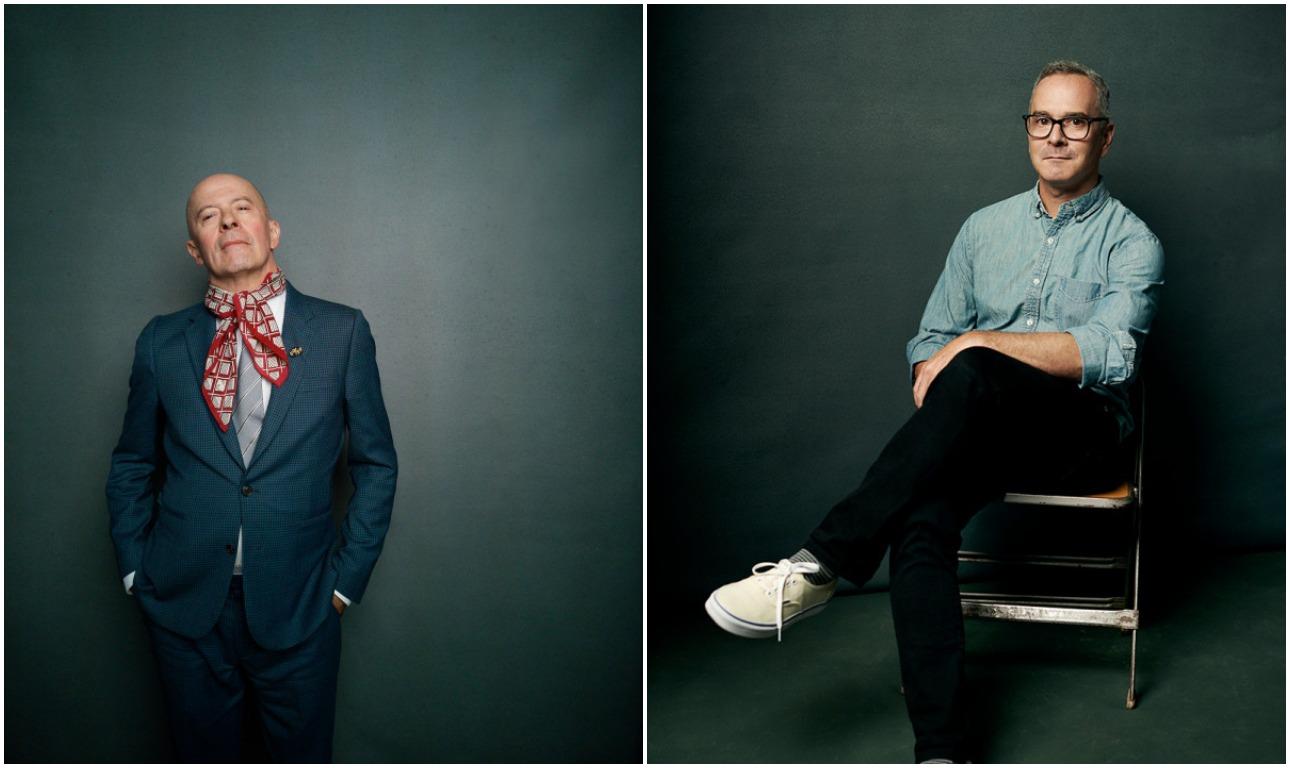 O Ζακ Οντιάρ, φρέσκος από τον θρίαμβό του στη Βενετία, παρουσιάζει το «The Sisters Brothers» και στο Τορόντο. Ο Τιμ Σάτον (δεξιά) σκηνοθετεί το «Donnybrook»