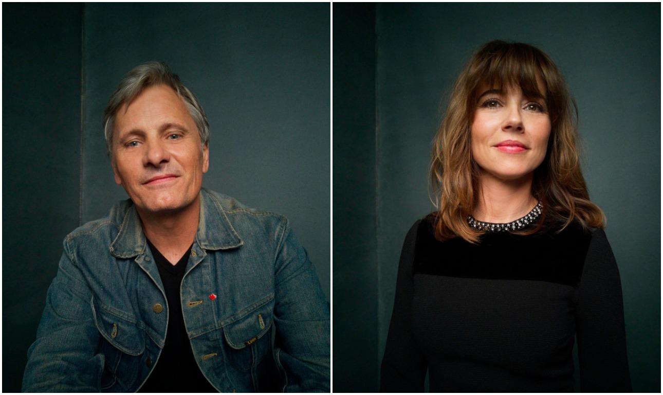 O Βίγκο Μόρτενσεν και η Λίντια Καρντελίνι, πρωταγωνιστές του «Green Book» του Πίτερ Φαρέλι