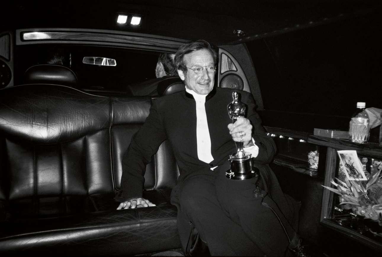 Μετά το πάρτι των Βραβείων Οσκαρ του 1998, κρατώντας στα χέρια του το χρυσό -και μοναδικό στην καριέρα του- αγαλματίδιο που κέρδισε για την ταινία «Ο Ξεχωριστός Γουίλ Χάντινγκ»
