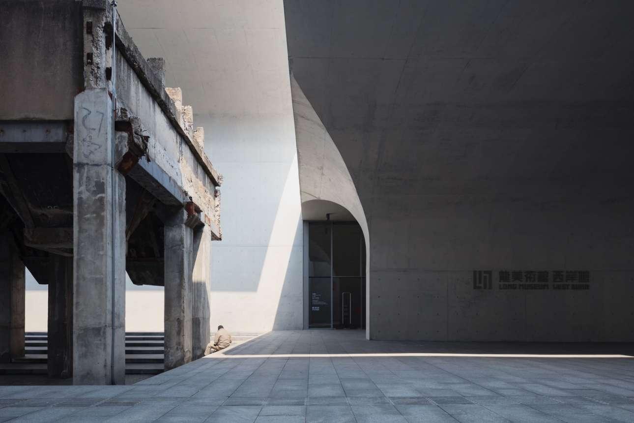«Long Museum West Bund» στη Σανγκάη, σε σχέδια του «Atelier Deshaus»
