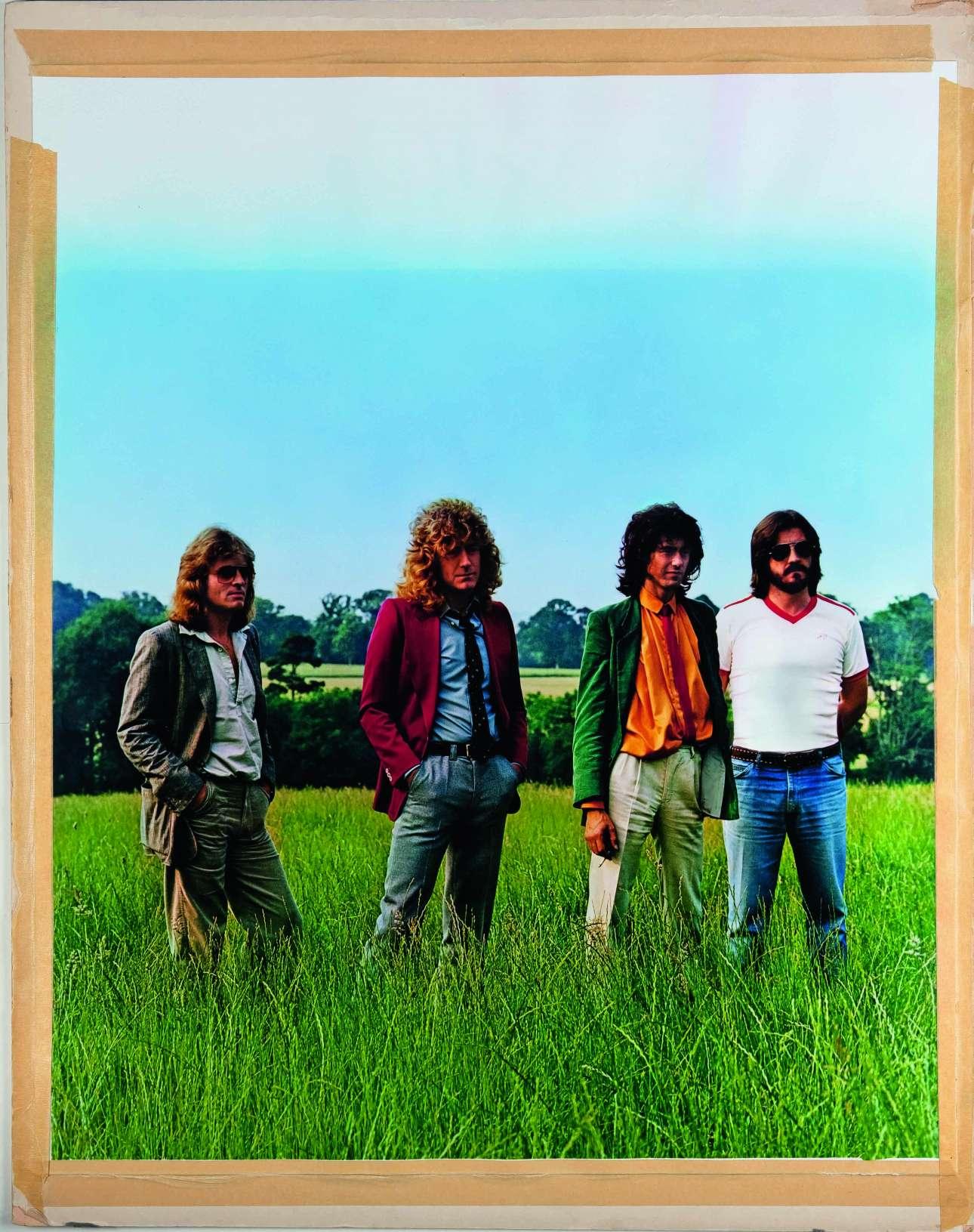 Στο βρετανικό χωριό Νέμπγουορθ το 1969, όπου το συγκρότημα έδωσε δύο τεράστιες συναυλίες