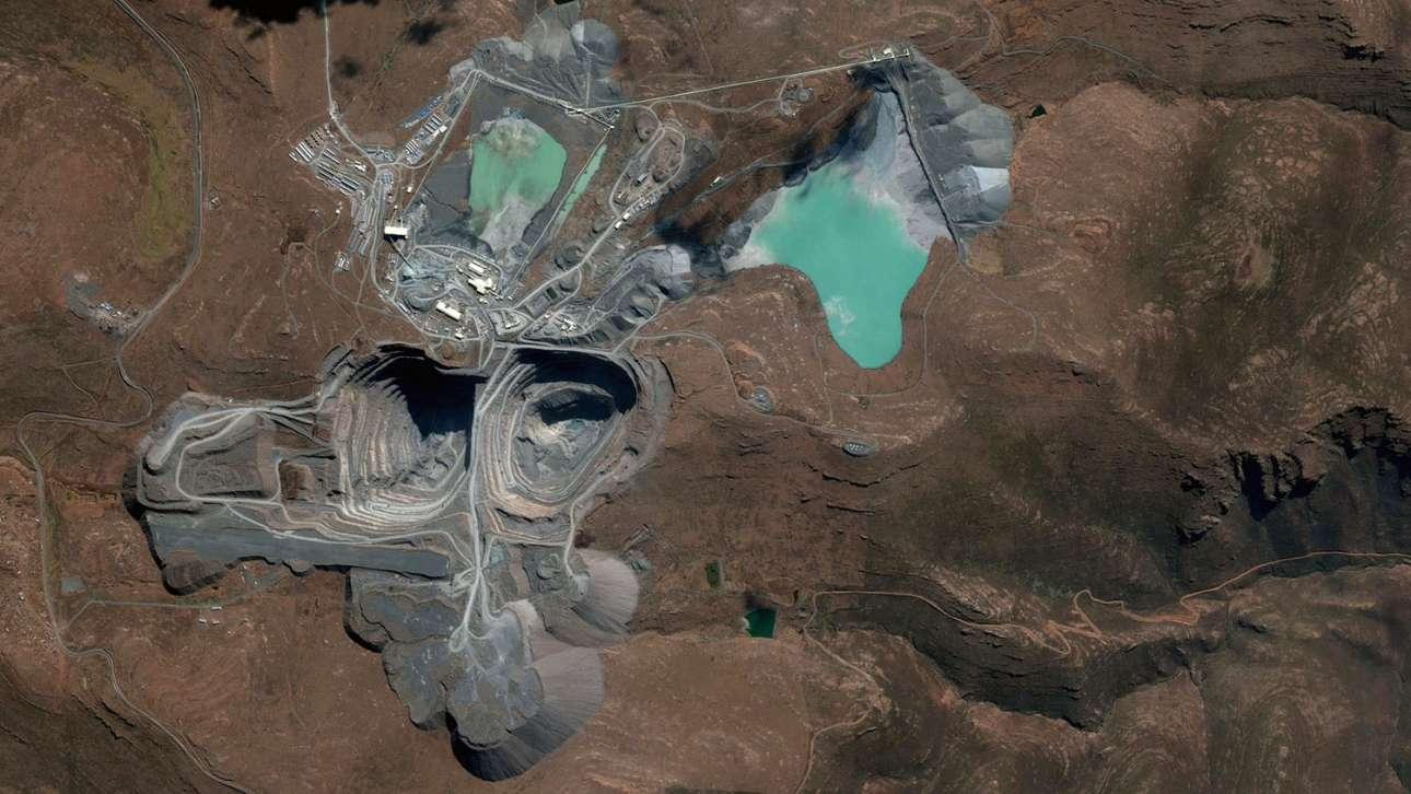 Αδαμαντωρυχεία στο Λεσότο, στην καρδιά της Νότιας Αφρικής