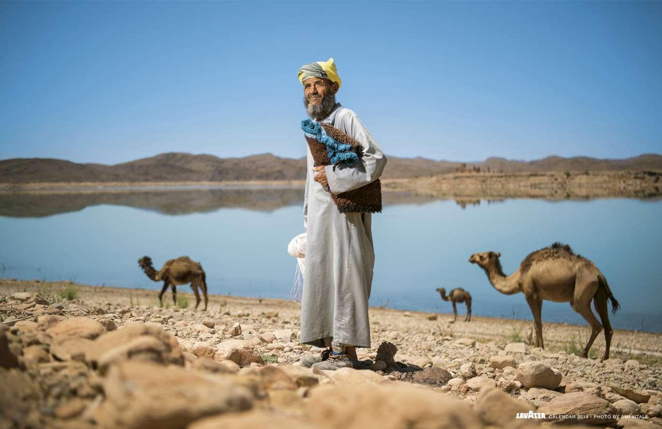 Οι κάτοικοι της Ουαρζαζάτ στο Μαρόκο -γνωστή και ως «η πόρτα στην έρημο»- προστατεύουν την πόλη τους χρησιμοποιώντας καινοτόμα συστήματα άρδευσης για την κατασκευή της πράσινης ζώνης