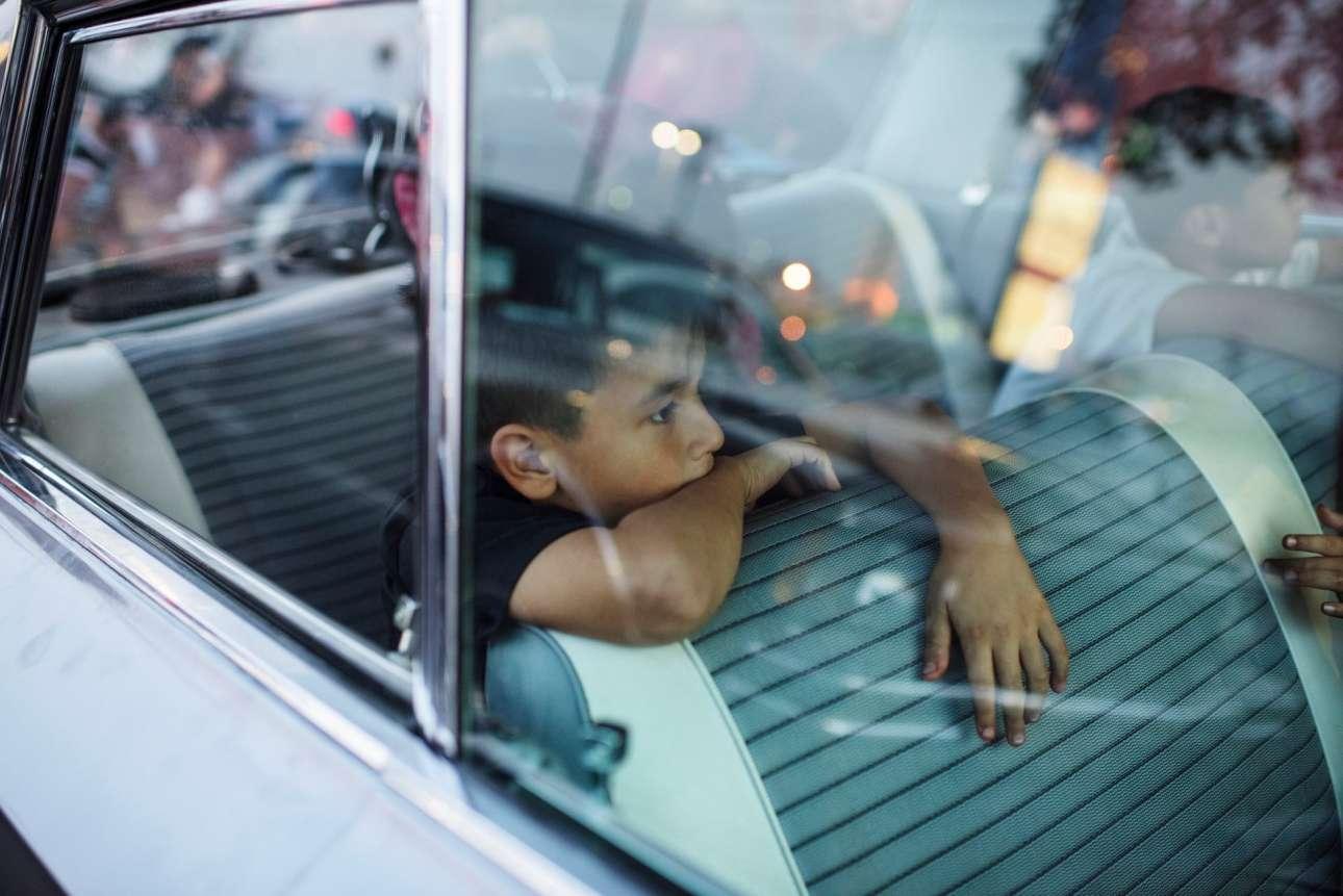 Καρέ που βγάζει μία κινηματογραφική αίσθηση στο Λος Αντζελες