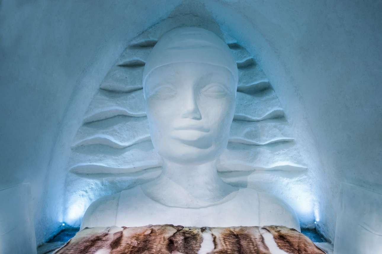 H «Icewoman» («Γυναίκα από πάγο») σας καλωσορίζει...