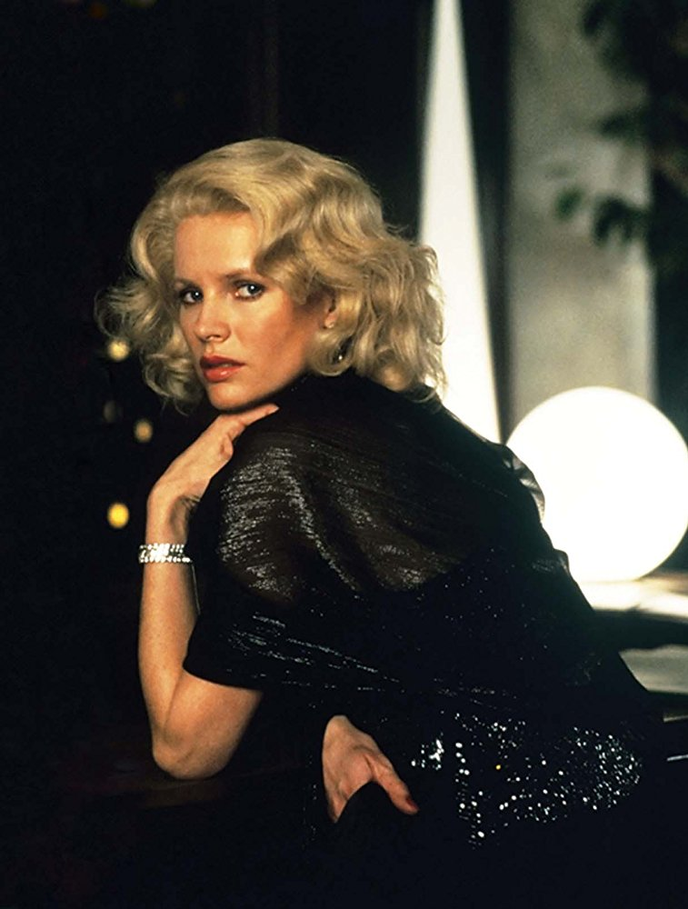 Στο «The Natural» (1984), όπου συμπρωταγωνίστησε με τον Ρόμπερτ Ρέντφορντ
