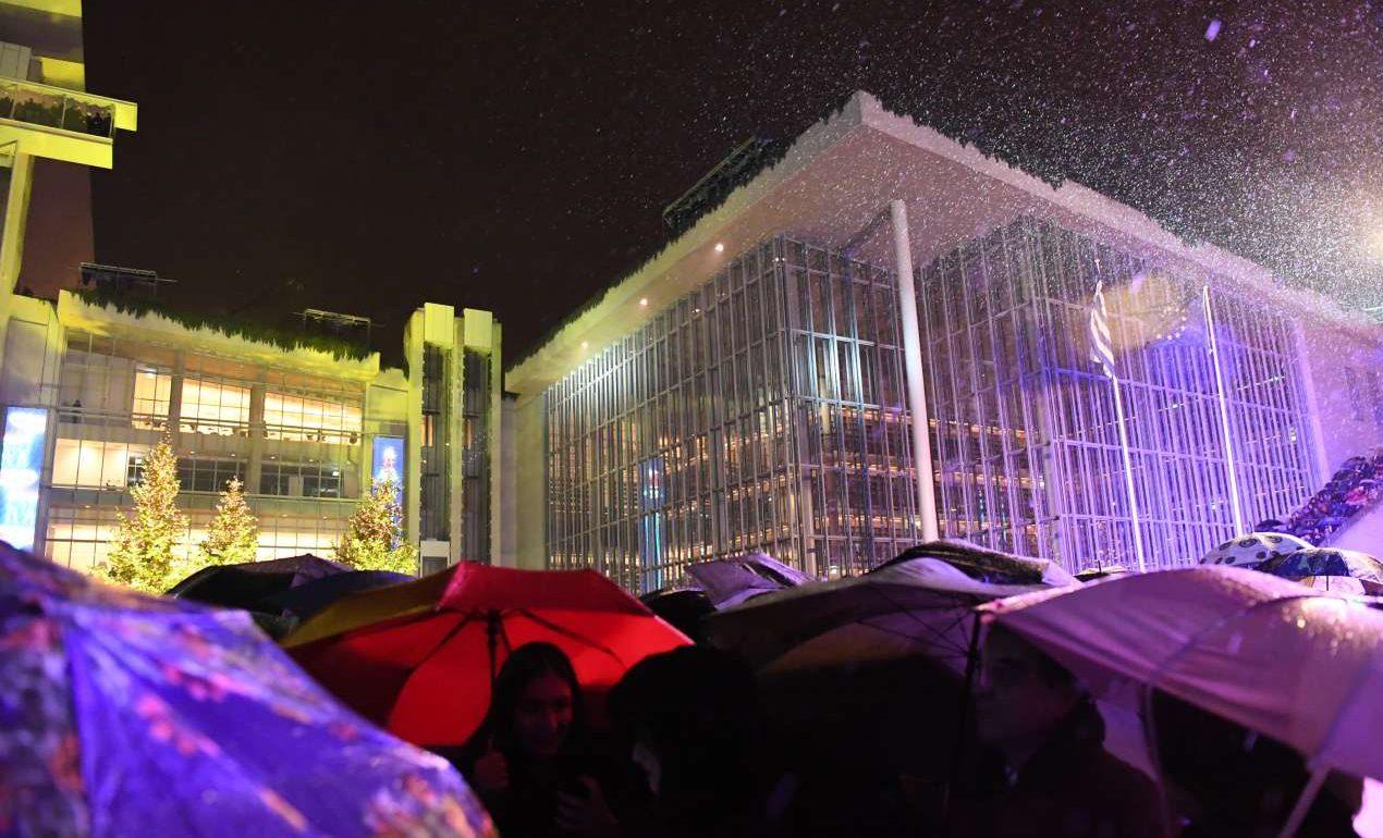 Περισσότεροι από 13.000 επισκέπτες αψήφησαν τη βροχή και βρέθηκαν στο ΚΠΙΣΝ