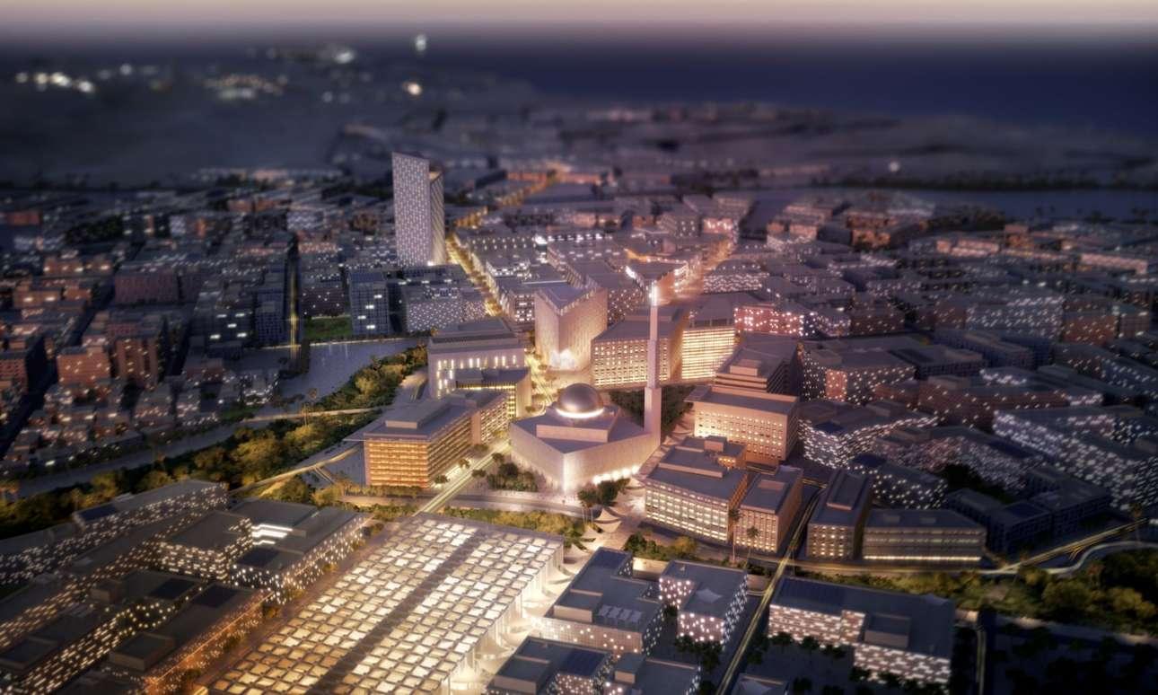 Το Ντουκμ, στο Ομάν, 550 χιλιόμετρα νότια της πρωτεύουσας Μουσκάτ, φιλοδοξεί να γίνει το νέο Ντουμπάι. Το άλλοτε μικρό παραθαλάσσιο χωριό θα μεταμορφωθεί πλήρως στο νέο βιομηχανικό κέντρο της χώρας, με διυλιστήριο, εργοστάσιο μεθανόλης, εργοστάσιο αυτοκινήτων, σπίτια και σχολεία για τους 100.000 κάτοικους που περιμένει να υποδεχθεί