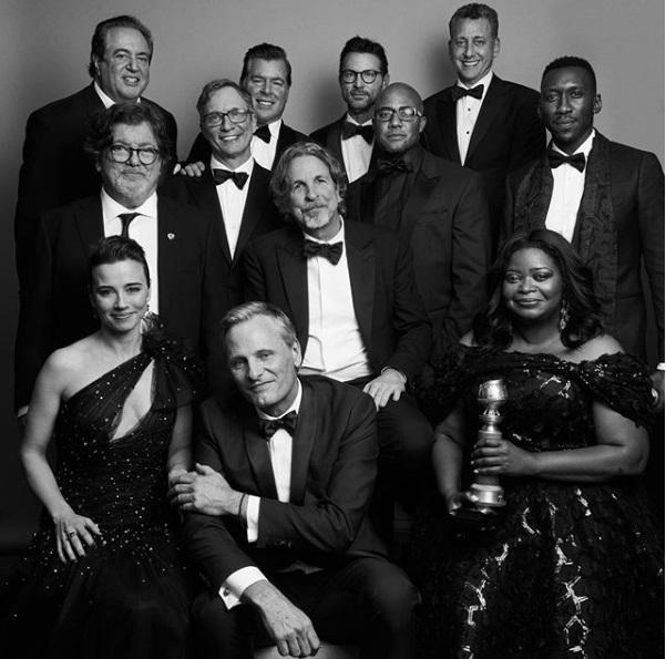 Οι συντελεστές του «Green Book» που πήρε τη Χρυσή Σφαίρα Καλύτερης Ταινίας για Μιούζικαλ ή Κωμωδία