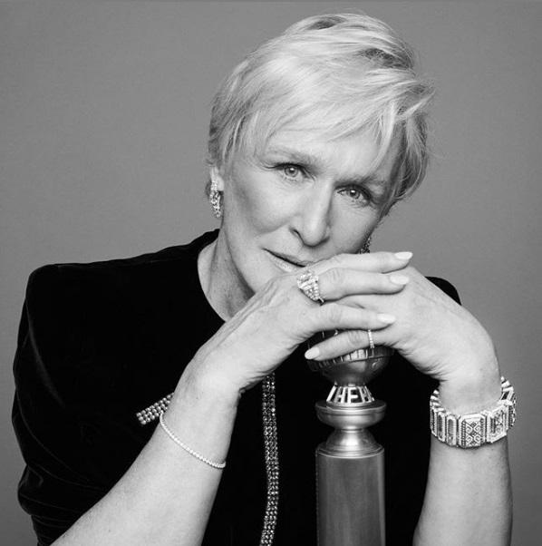 H Γκλεν Κλόουζ τιμήθηκε με τη Χρυσή Σφαίρα καλύτερης γυναικείας ερμηνείας σε Δράμα, για το «The Wife»