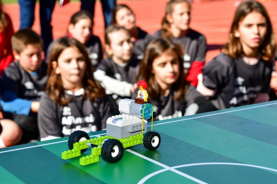 Πρεμιέρα για τα φεστιβάλ Αθλητικών Ακαδημιών ΟΠΑΠ στο Παγκρήτιο ... d8b7236b46c