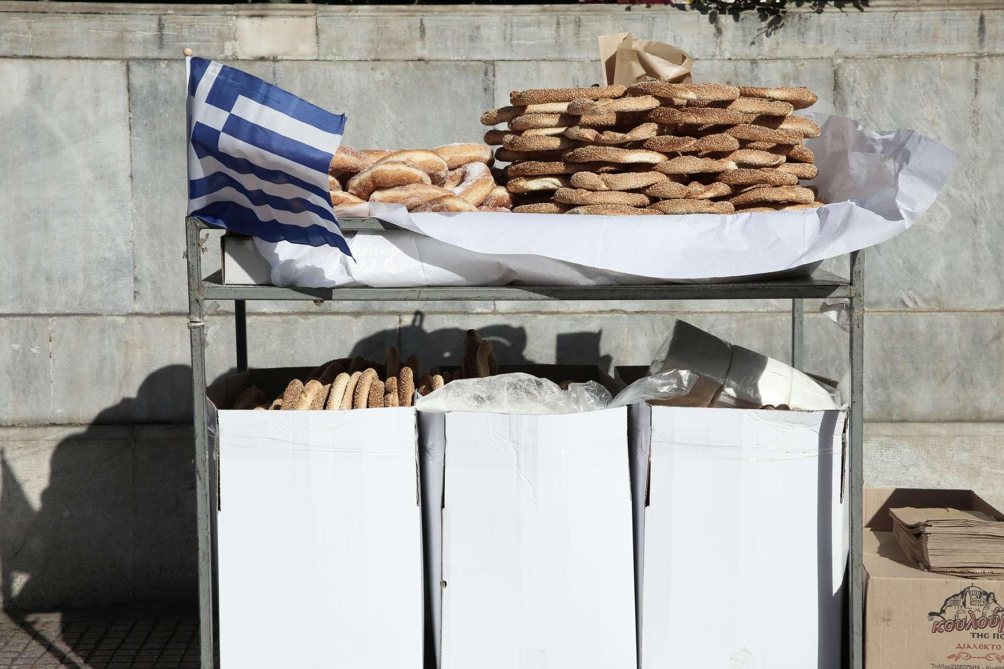 Κουλούρια Θεσσαλονίκης (και όχι μόνο). Τα απαραίτητα «πυρομαχικά»