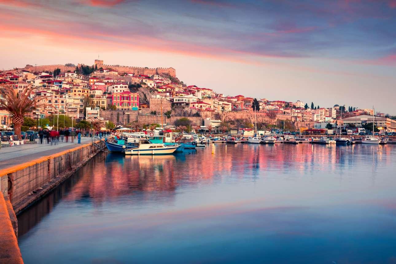 «Η Καβάλα είναι ο κρίκος που συνδέει την πιο γνωστή Ελλάδα της Κλασικής και Βυζαντινής εποχής με τη σύγχρονη χώρα του σήμερα»