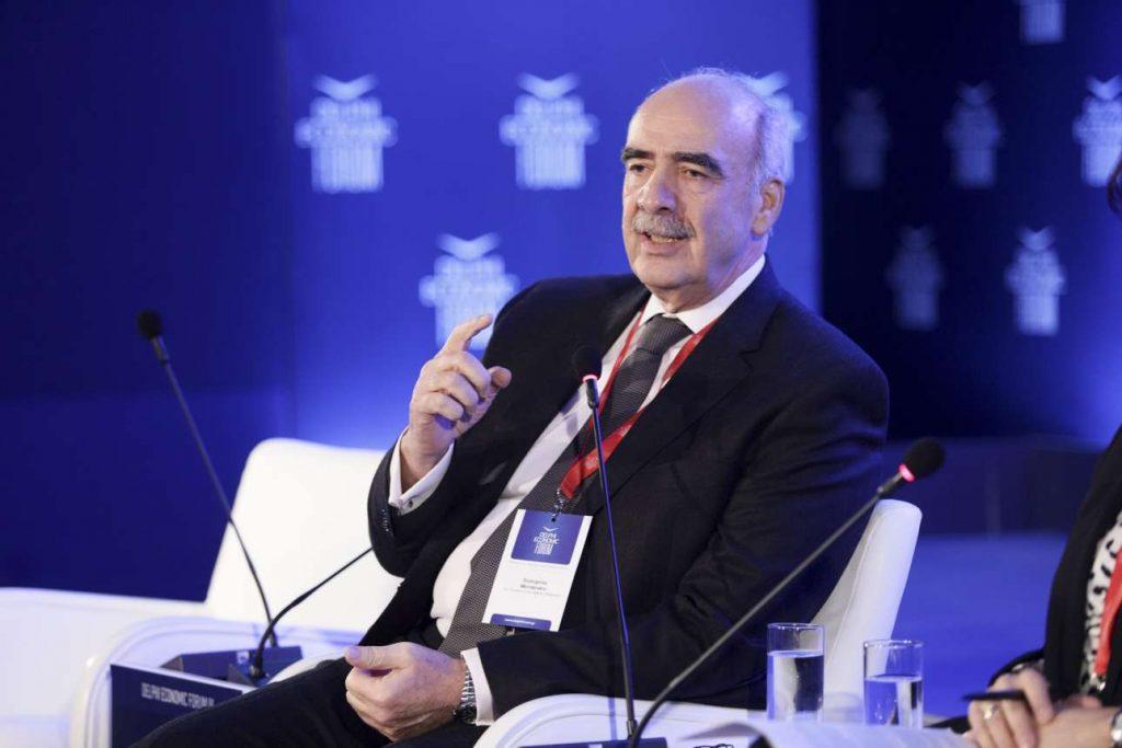 Μεϊμαράκης: Τα «δεξιός, κεντρώος, αριστερός» είναι ξεπερασμένα στο πλαίσιο των ευρωεκλογών