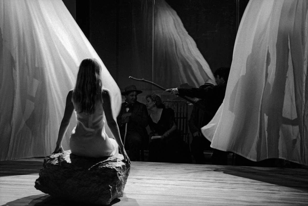 Ακόμη ένα έργο του Τσέχοφ, «Ο Γλάρος», σε σκηνοθεσία του Στίβεν Πίμλοτ για το Chichester Festival, το 2003