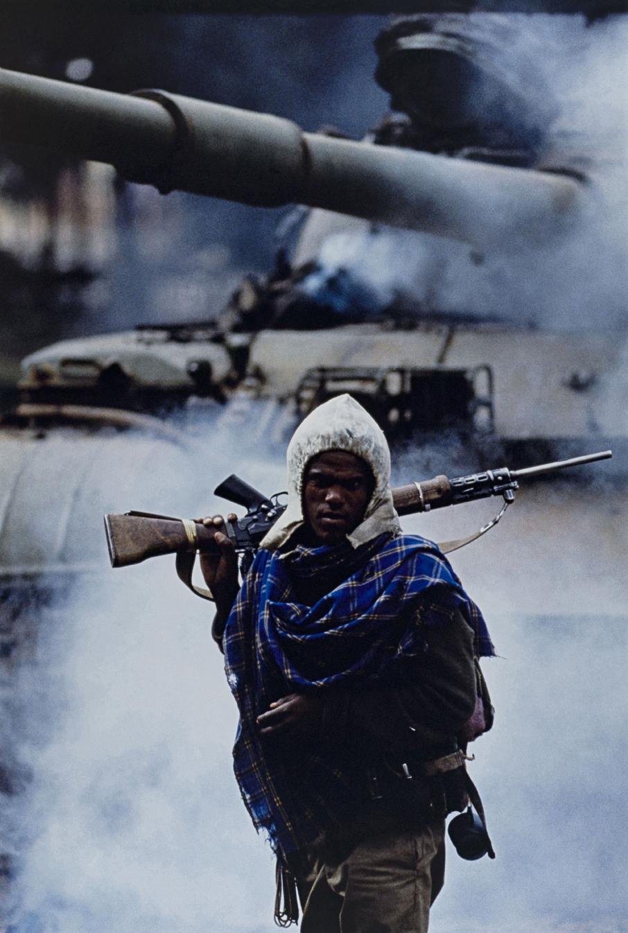 30 Μαΐου 1991. Ανατροπή του δικτατορικού καθεστώτος στην Αντίς Αμπέμπα από το Επαναστατικό Λαϊκό Δημοκρατικό Μέτωπο της Αιθιοπίας