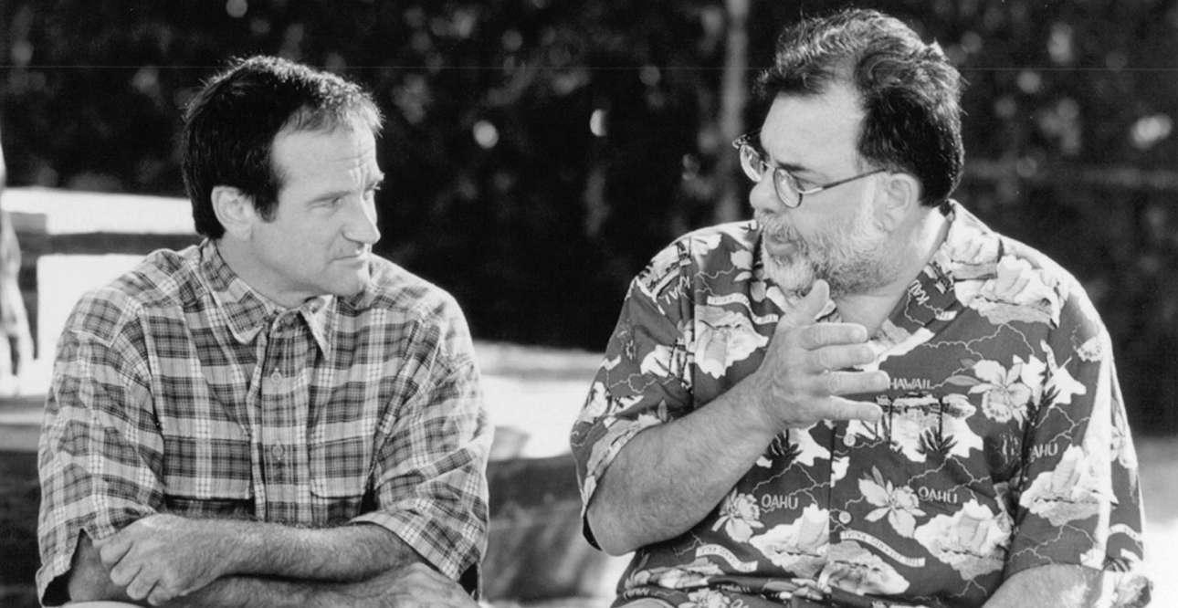 Με τον αξέχαστο Ρόμπιν Γουίλιαμς στο μάλλον κακό «Jack» (1996)