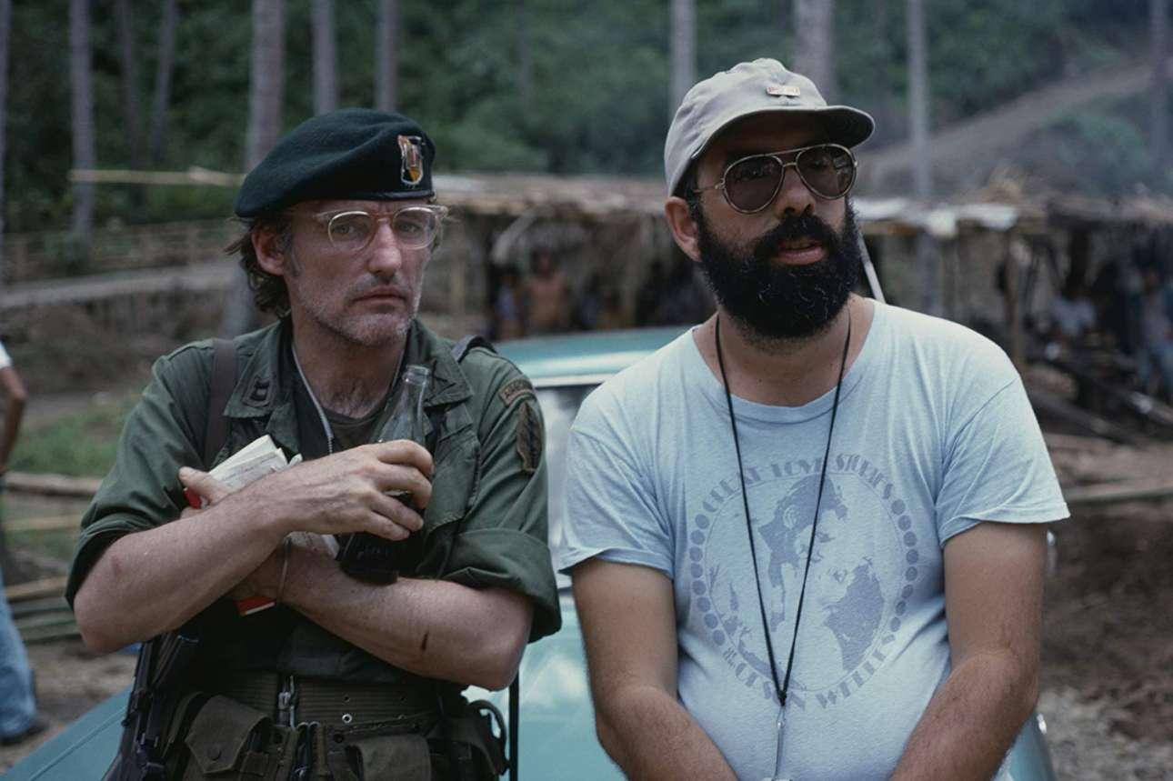 Με τον Ντένις Χόπερ στα (εφιαλτικά) γυρίσματα του «Αποκάλυψη Τώρα» (1979)