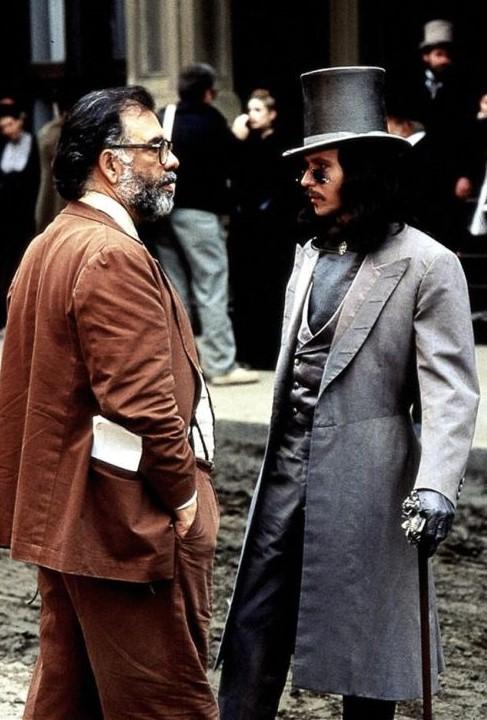 O Κόπολα με τον Γκάρι Ολντμαν στο «Dracula» (1992)