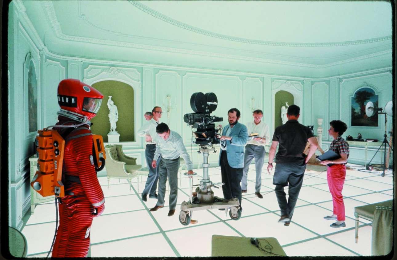 Δημιουργώντας το αριστουργηματικό σύμπαν της ταινίας «2001: Η Οδύσσεια του Διαστήματος»
