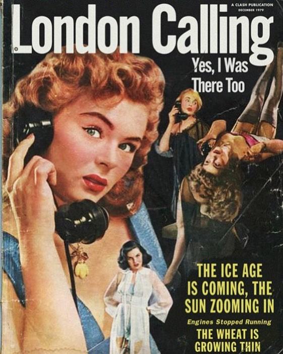 Η ερμηνεία του Τοντ Αλκοτ για το «London Calling» των Clash