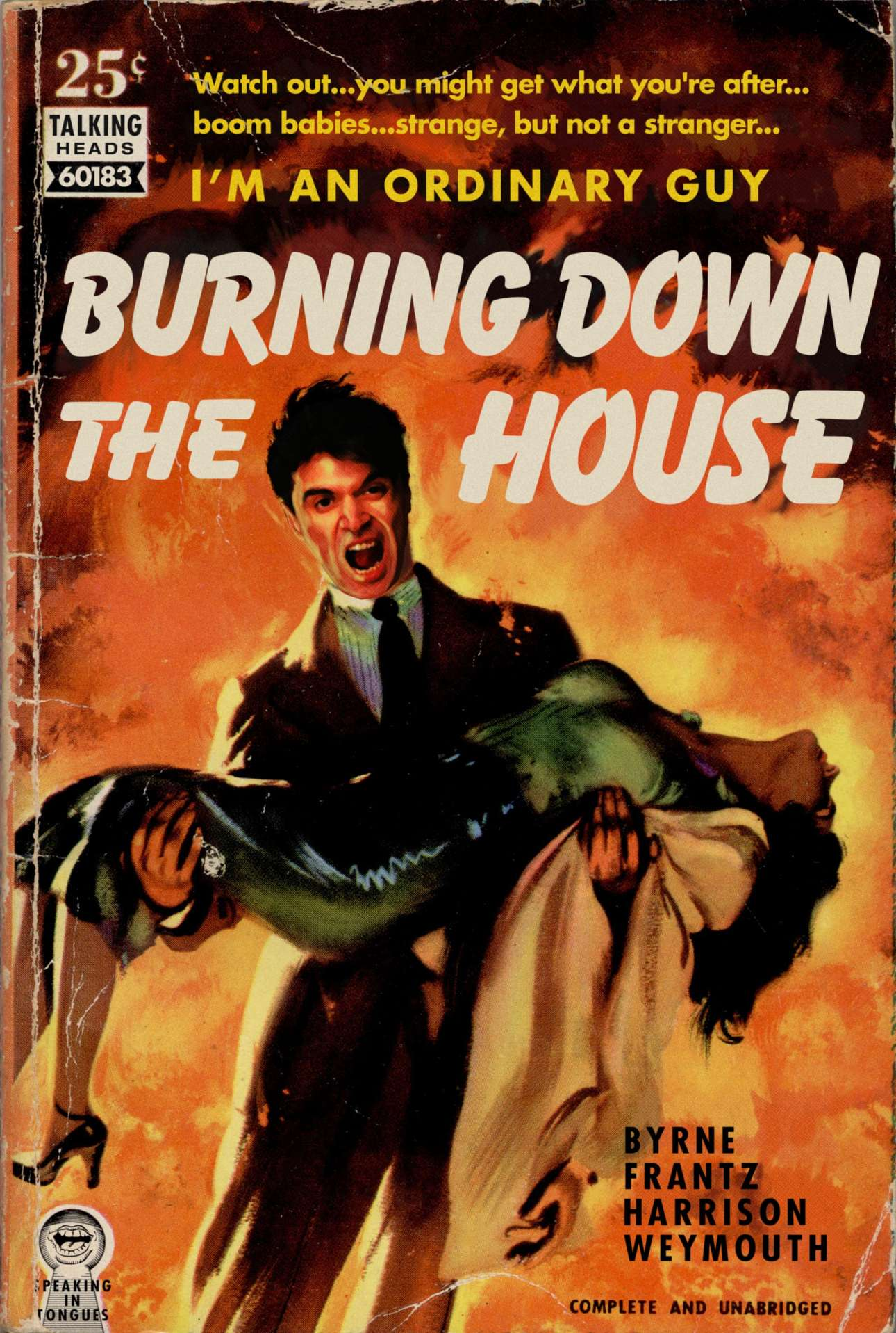«Burning Down the House» των Talking Heads