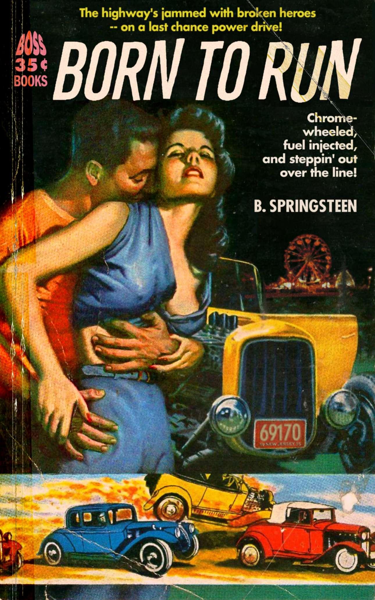 Αυτοκίνητα και έρωτες για το «Born to Run» του Μπρους Σπρίνγκστιν