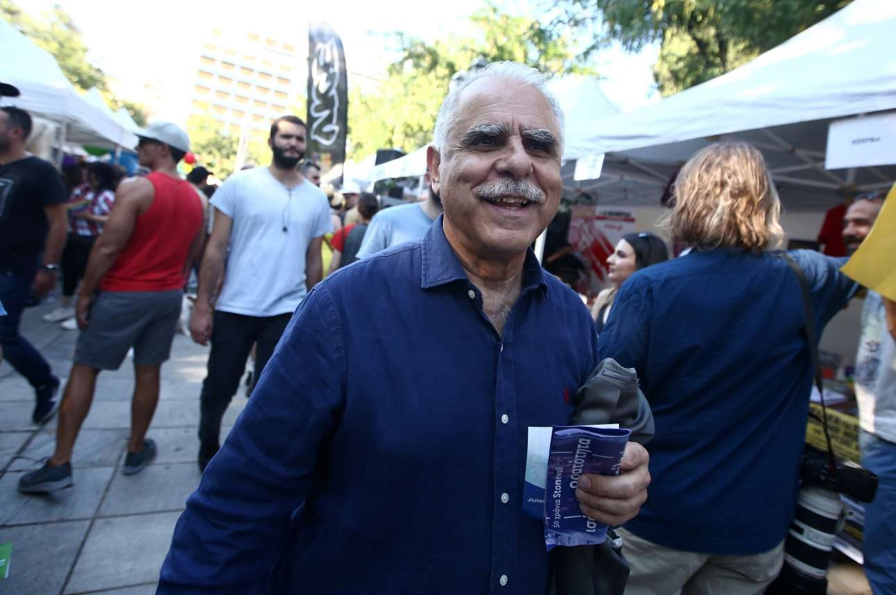 Ο βουλευτής του ΣΥΡΙΖΑ Γιάννης Μπαλάφας