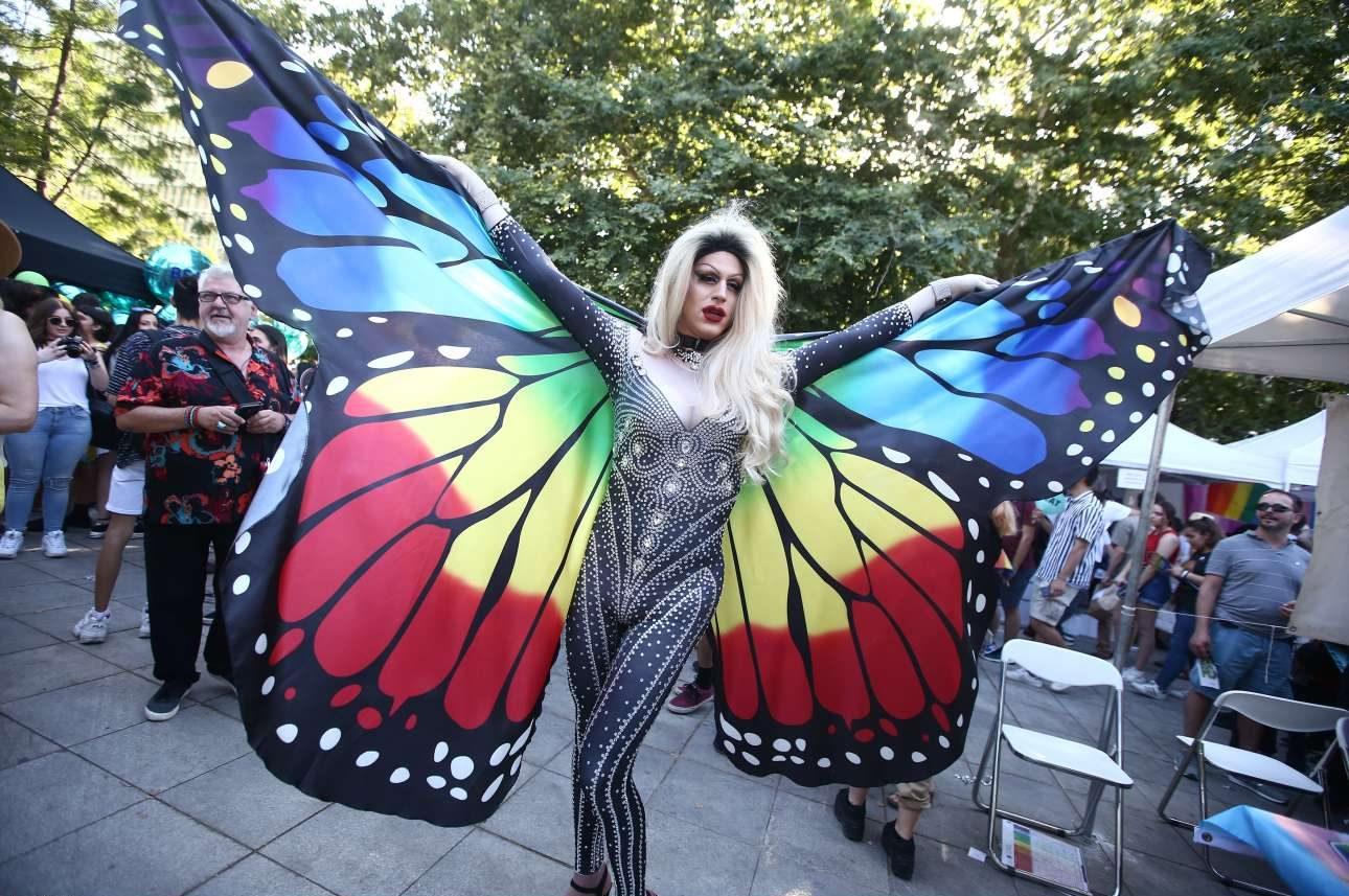 ..στα φτερά μιας πεταλούδας...