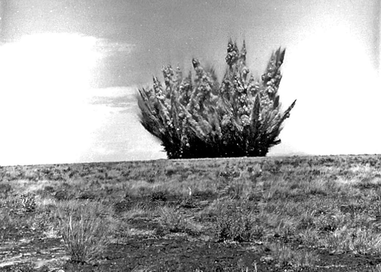 Μια ακόμη έκρηξη για την δημιουργία κρατήρα εκπαίδευσης αστροναυτών στην Αριζόνα