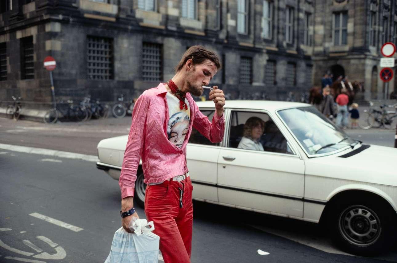 Στους δρόμους του Αμστερνταμ, το 1982