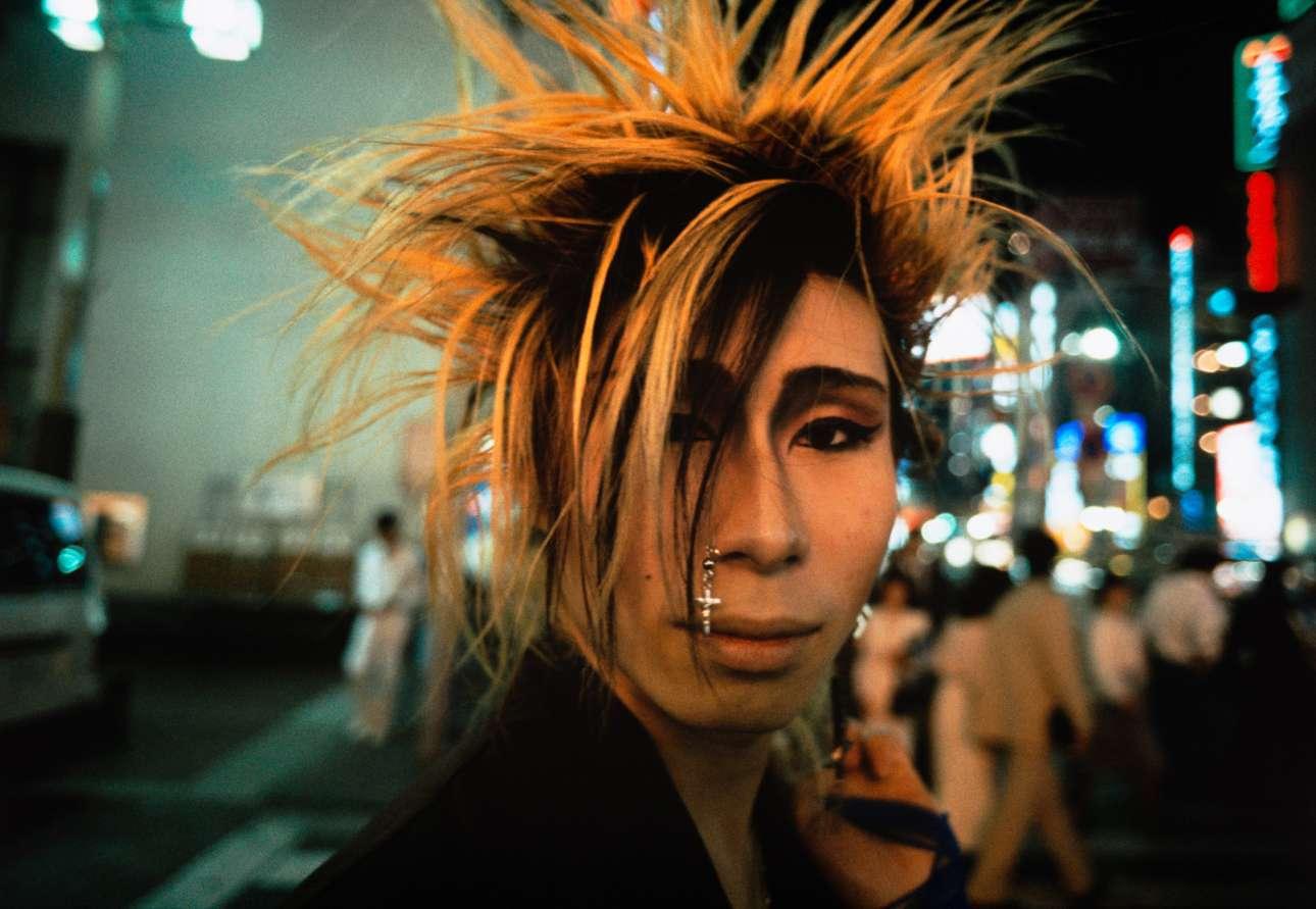 Πανκ στο Τόκιο, το 1986