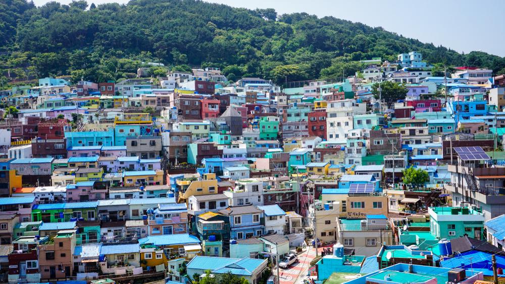 Το Πορτ-ο-Πρενς, η πρωτεύουσα της Αϊτής, φρεσκαρίστηκε και «έβαλε τα χρωματιστά» του μετά τον καταστροφικό σεισμό του 2010