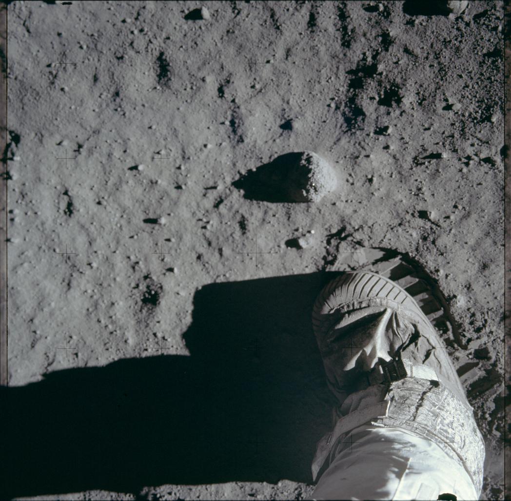 «Ενα μικρό βήμα για τον άνθρωπο, ένα γιγαντιαίο άλμα για την ανθρωπότητα»...