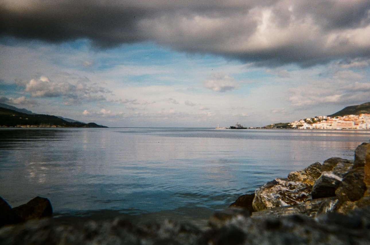 «Η θάλασσα είναι το αγαπημένο μου μέρος της πόλης» - Ρόσταμ, 11 ετών