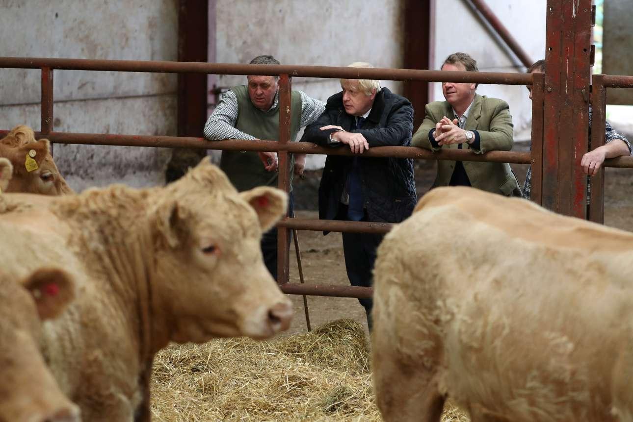 Συζητώντας με τους κτηνοτρόφους