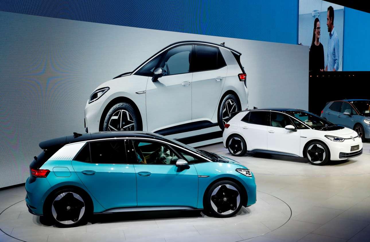 Με αυτονομία 290 χιλιομέτρων με μόνο μία φόρτιση και την πιο προσιτή τιμή, η VW φέρνει πιο κοντά στον λαό την οικολογική αυτοκίνηση