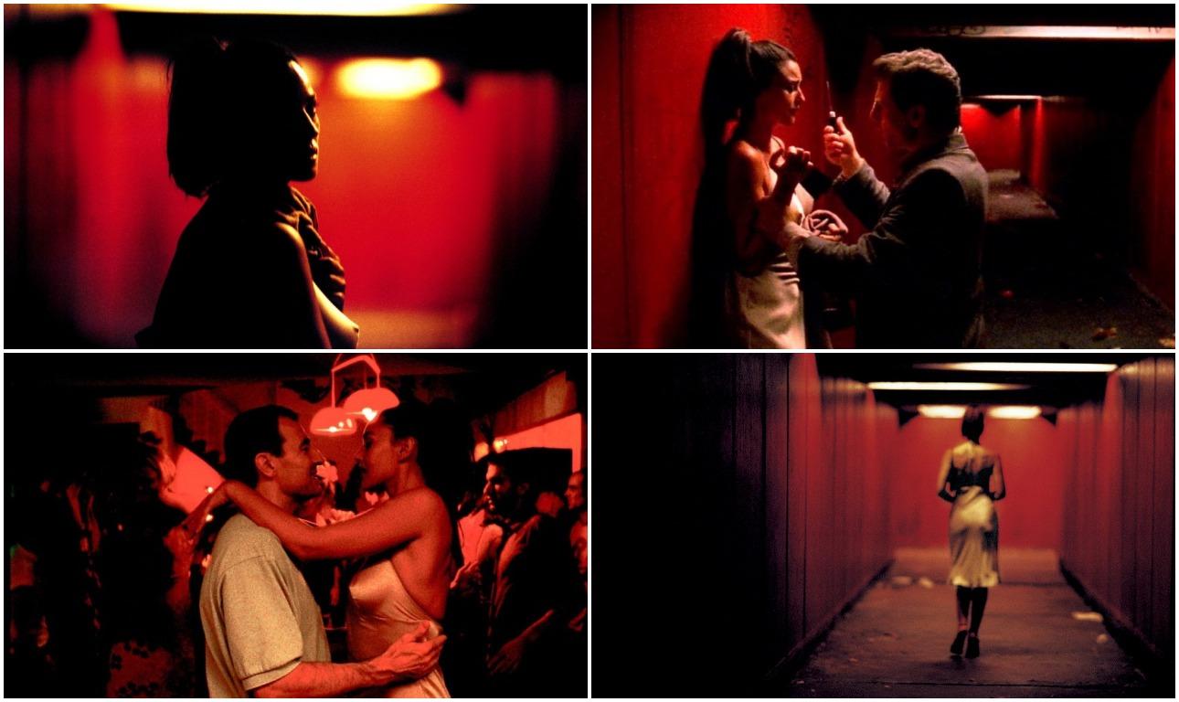 Οι σκηνές πριν τον βιασμό στην ταινία «Μη αναστρέψιμος» (2002). Το φιλμ του Γκασπάρ Νοέ αγαπήθηκε και μισήθηκε. Εκτόξευσε ωστόσο ακόμα περισσότερο τη διασημότητα της Μπελούτσι
