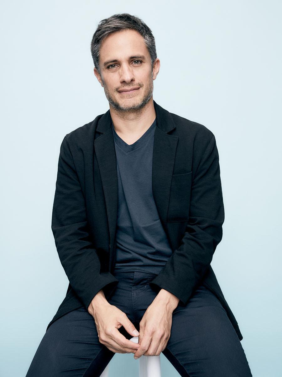 Ο γοητευτικός ισπανός ηθοποιός Γκαέλ Γκαρσία Μπερνάλ για το θρίλερ «Wasp Network»