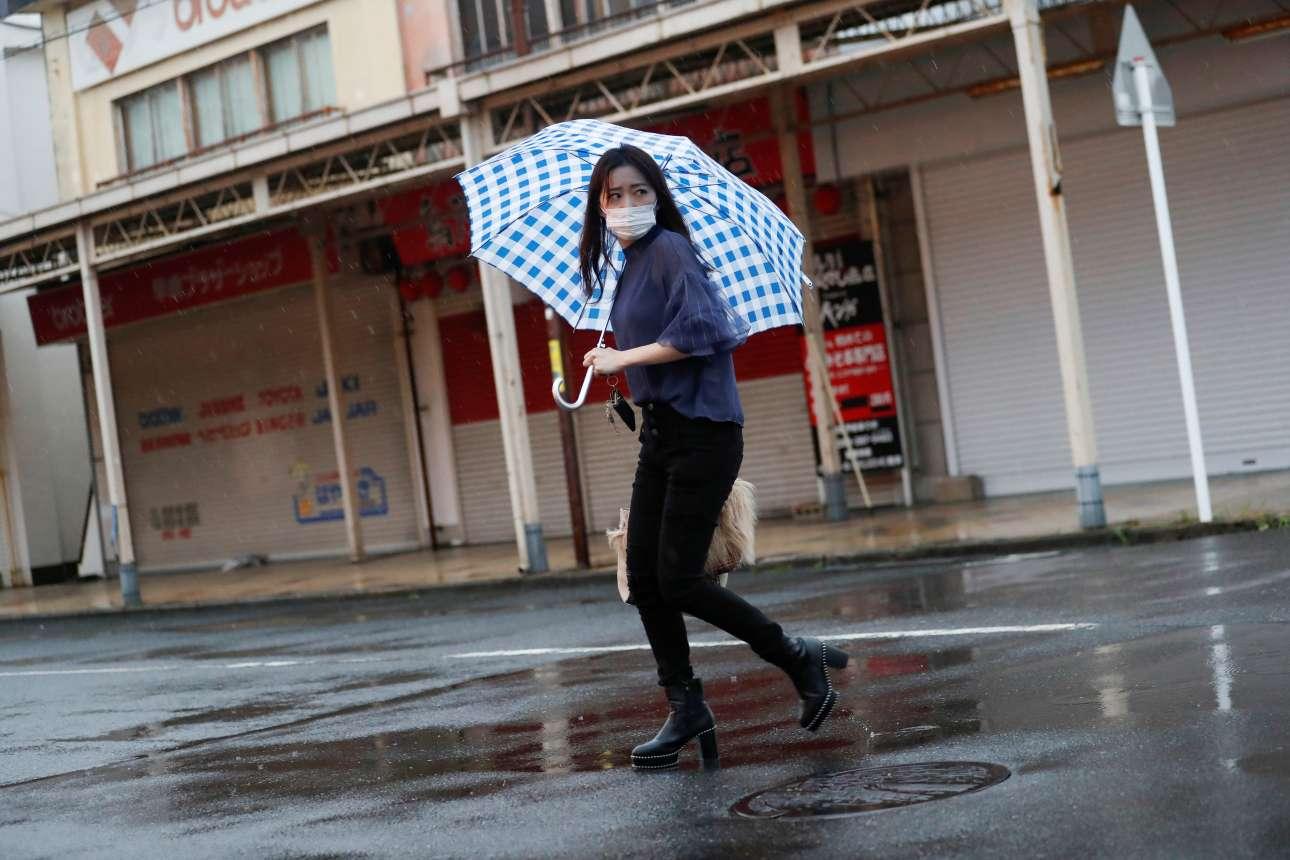 Ερχεται ένας από τους χειρότερους τυφώνες των τελευταίων δεκαετιών στην Ιαπωνία