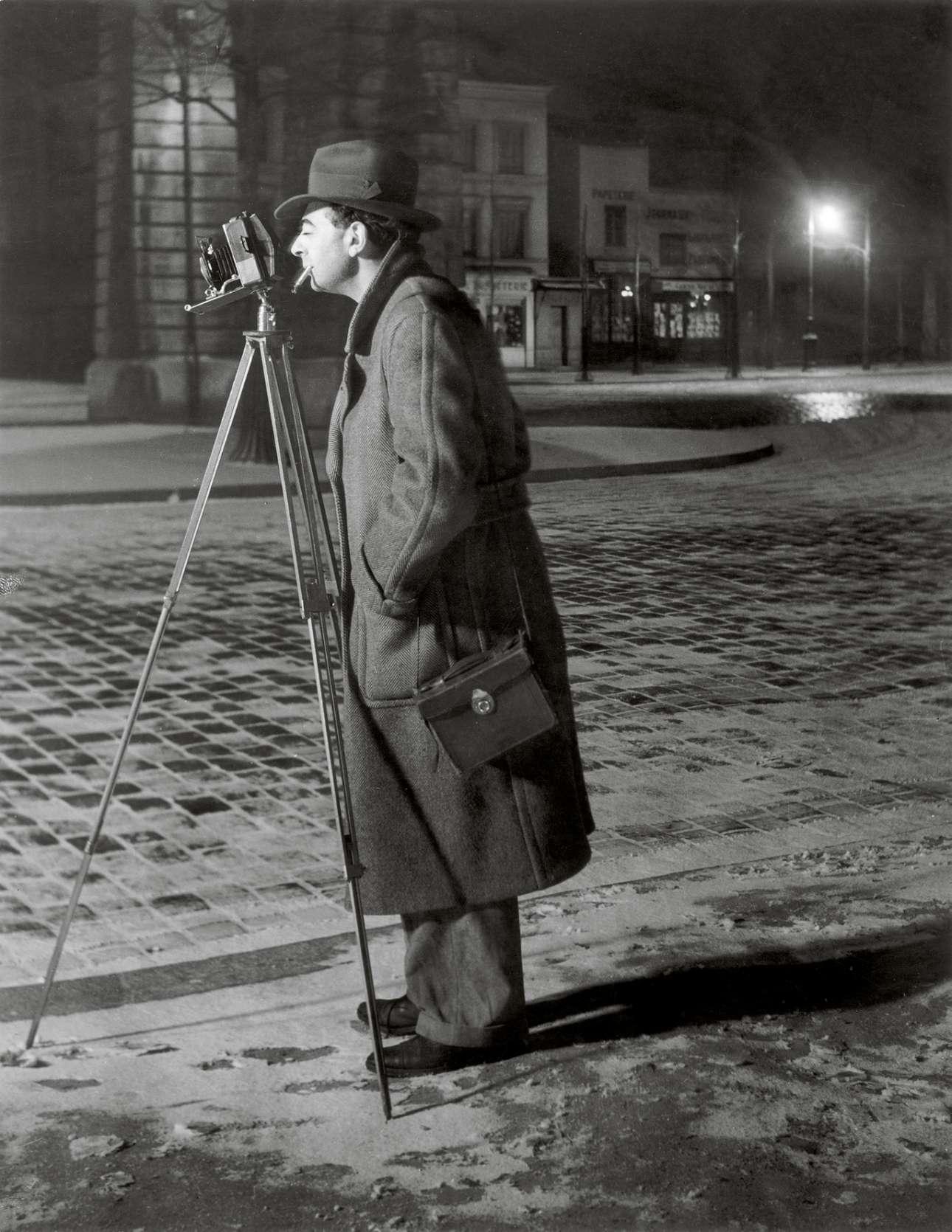 Ο Μπρασάι στη λεωφόρο Σεν Ζακ, 1930-32