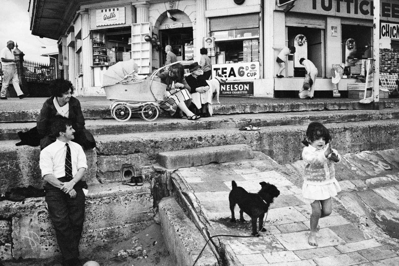 Η ζωή το 1968 στην γραφική, παραθαλάσσια πόλη του Ράμσγκέϊτ