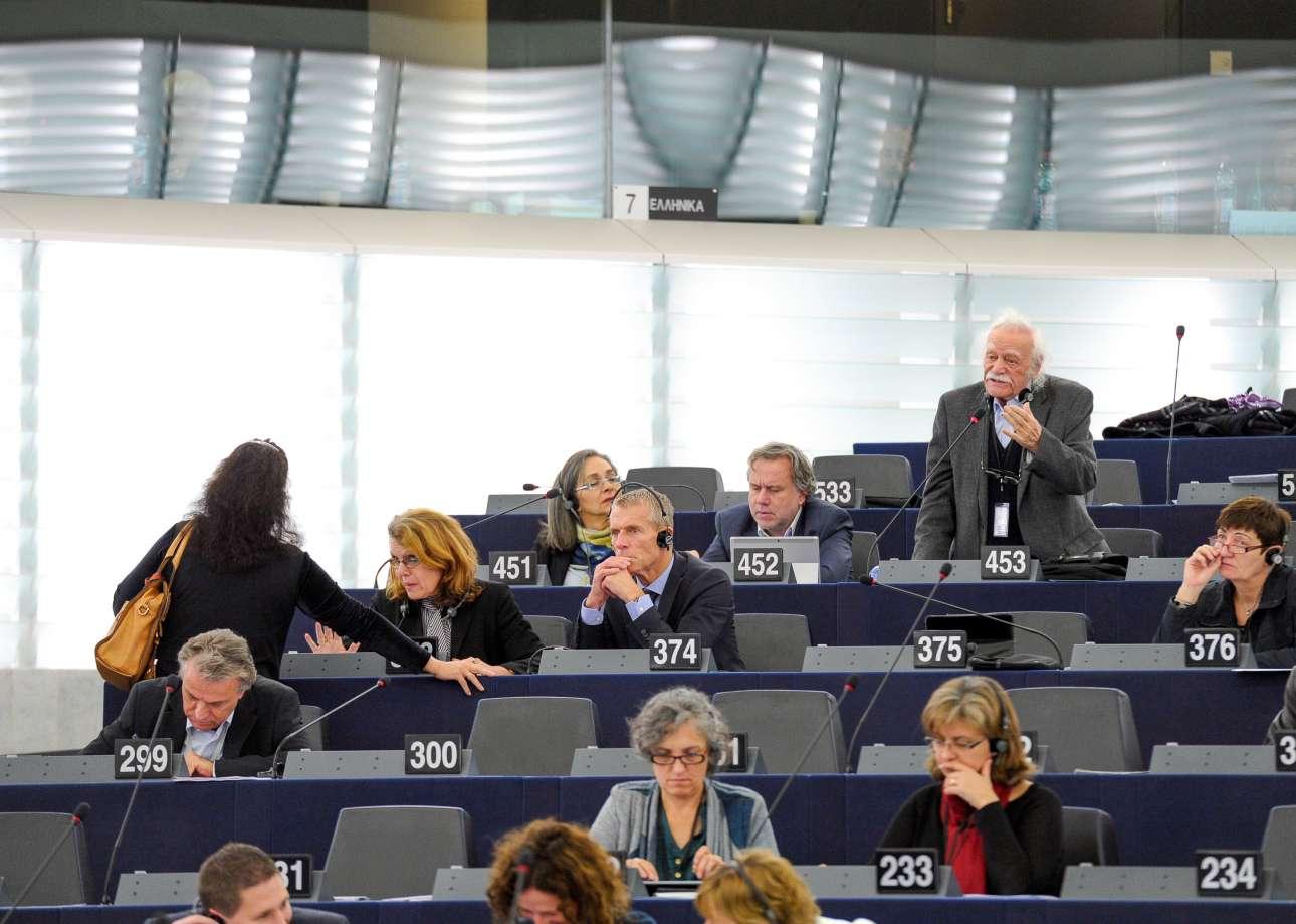 Επιστροφή στο Ευρωκοινοβούλιο το 2014