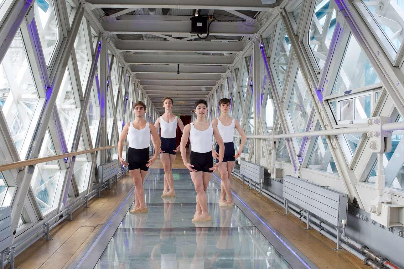 Και άλλοι υποψήφιοι που παίρνουν μέρος στον Διεθνή Διαγωνισμό Μπαλέτου Genée, το 2015